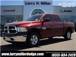 2018 Ram 1500 Crew Cab 4x4,  Pickup #J2184 - photo 1