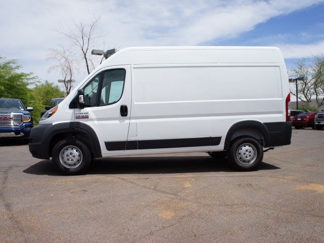 2018 ProMaster 1500 High Roof,  Empty Cargo Van #J2323 - photo 3