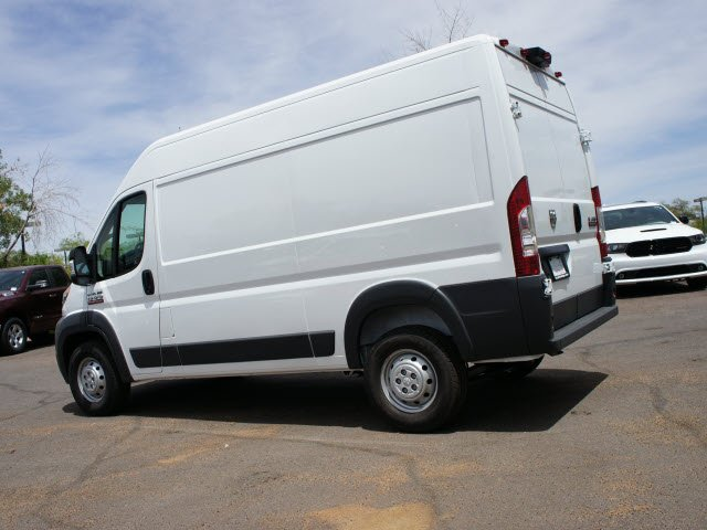 2018 ProMaster 1500 High Roof,  Empty Cargo Van #J2323 - photo 4