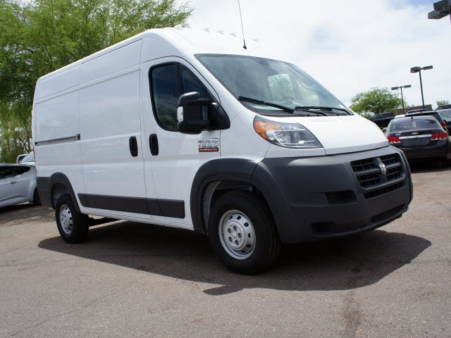 2018 ProMaster 1500 High Roof,  Empty Cargo Van #J2323 - photo 8
