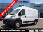 2018 ProMaster 1500 High Roof,  Empty Cargo Van #J2323 - photo 1