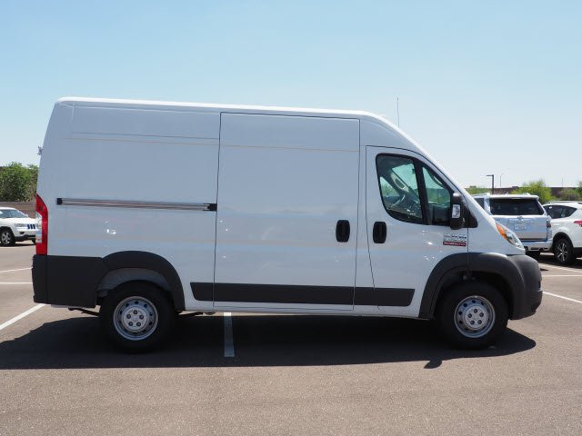 2018 ProMaster 2500 High Roof FWD,  Empty Cargo Van #J2367 - photo 5
