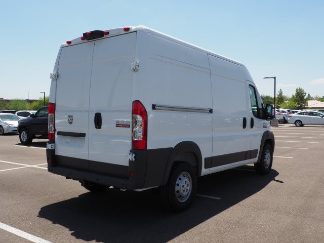 2018 ProMaster 2500 High Roof FWD,  Empty Cargo Van #J2367 - photo 6