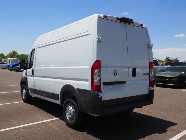 2018 ProMaster 2500 High Roof FWD,  Empty Cargo Van #J2367 - photo 8