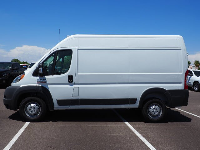 2018 ProMaster 2500 High Roof FWD,  Empty Cargo Van #J2367 - photo 9