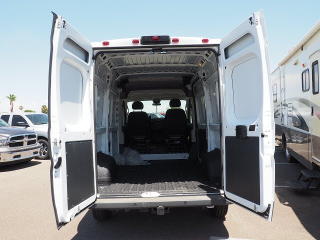 2018 ProMaster 2500 High Roof FWD,  Empty Cargo Van #J2367 - photo 2