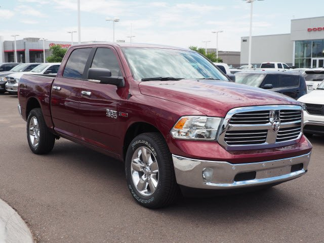 2018 Ram 1500 Crew Cab 4x4,  Pickup #J2441 - photo 4