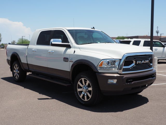 2018 Ram 2500 Mega Cab 4x4,  Pickup #J2515 - photo 4