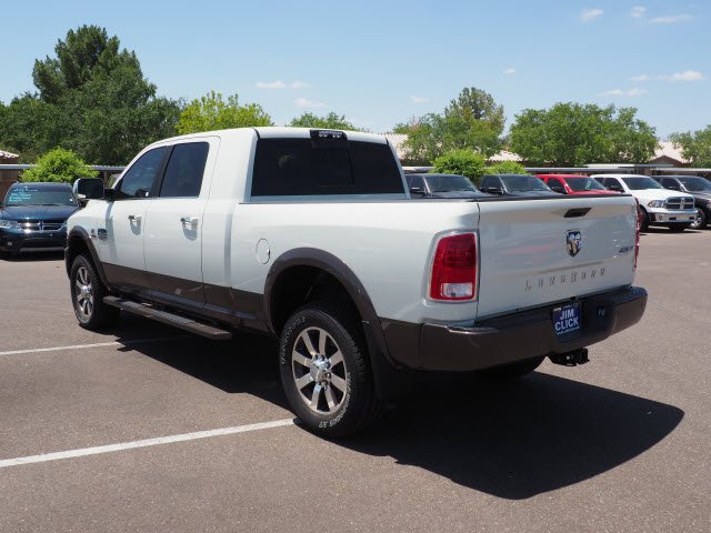 2018 Ram 2500 Mega Cab 4x4,  Pickup #J2515 - photo 2