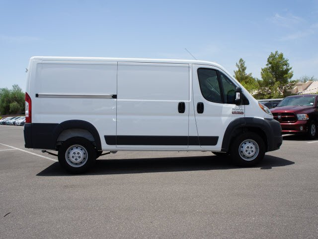2018 ProMaster 1500 Standard Roof FWD,  Empty Cargo Van #J2521 - photo 7