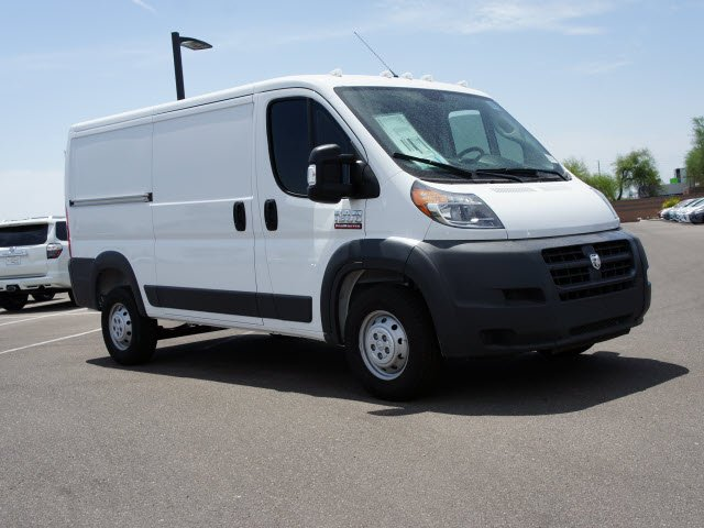 2018 ProMaster 1500 Standard Roof FWD,  Empty Cargo Van #J2521 - photo 8