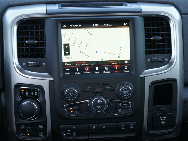 2018 Ram 1500 Crew Cab 4x4,  Pickup #J2747 - photo 6