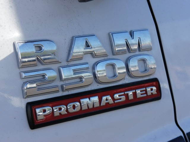 2018 ProMaster 2500 High Roof FWD,  Empty Cargo Van #J2809 - photo 14