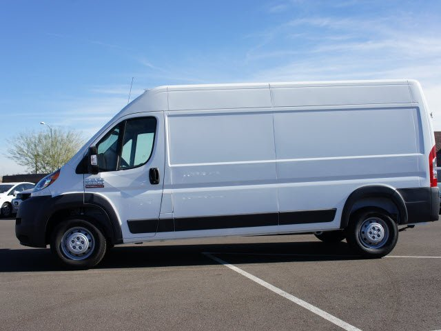 2018 ProMaster 2500 High Roof FWD,  Empty Cargo Van #J2809 - photo 26