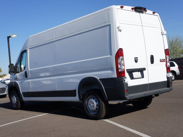 2018 ProMaster 2500 High Roof FWD,  Empty Cargo Van #J2809 - photo 27
