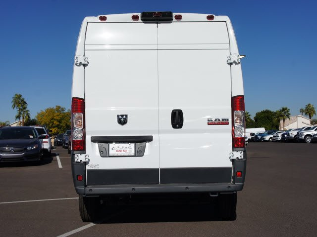 2018 ProMaster 2500 High Roof FWD,  Empty Cargo Van #J2809 - photo 3