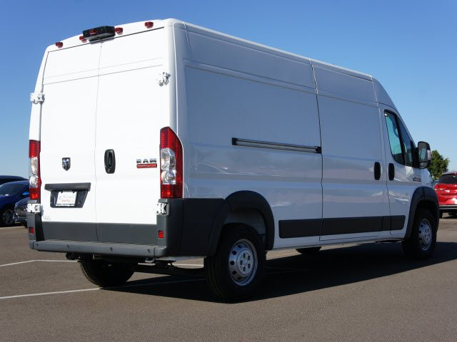 2018 ProMaster 2500 High Roof FWD,  Empty Cargo Van #J2809 - photo 5