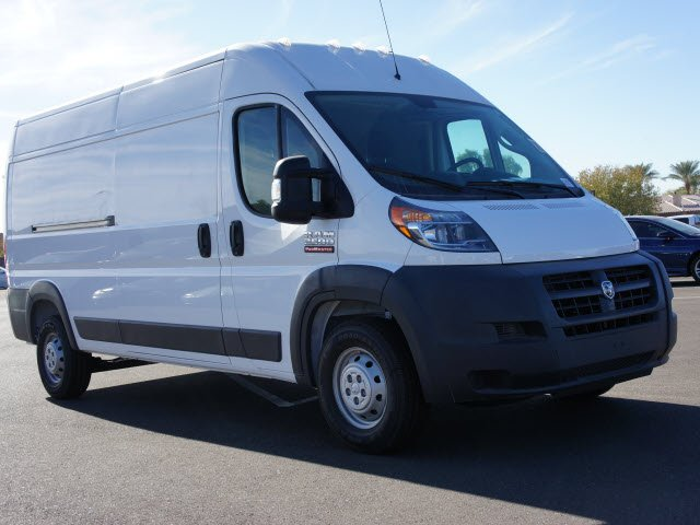 2018 ProMaster 2500 High Roof FWD,  Empty Cargo Van #J2809 - photo 9