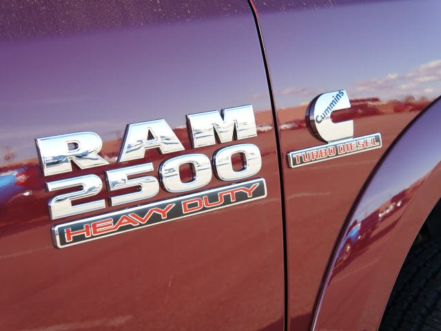 2018 Ram 2500 Crew Cab 4x4,  Pickup #J2812 - photo 17