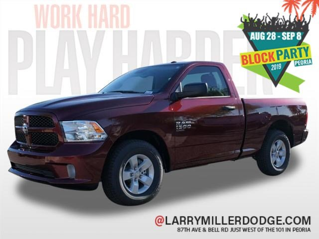 2019 Ram 1500 Regular Cab 4x2,  Pickup #K1391 - photo 1