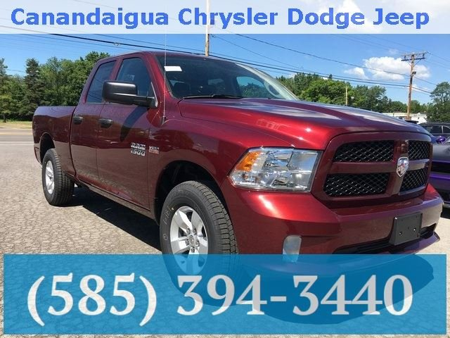2018 Ram 1500 Quad Cab 4x4, Pickup #DT18557   Photo ...