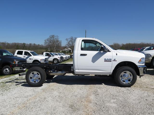 2017 Ram 3500 Regular Cab 4x4, Cab Chassis #T17138 - photo 3