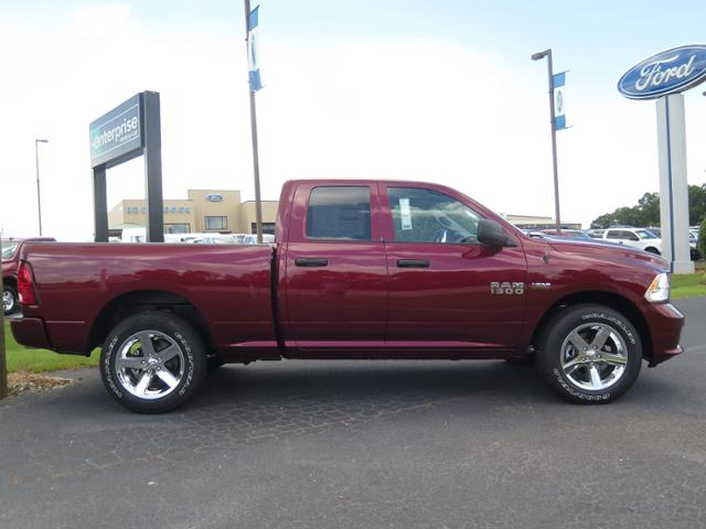 2017 Ram 1500 Quad Cab 4x2,  Pickup #T17228 - photo 3