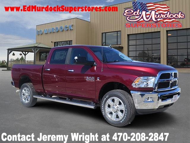 2018 Ram 2500 Crew Cab 4x4, Pickup #T18025 - photo 1