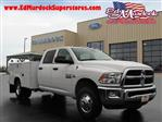 2018 Ram 3500 Crew Cab DRW 4x4,  Reading Service Body #T18052 - photo 1