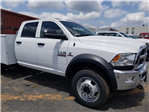 2018 Ram 4500 Crew Cab DRW 4x4,  Reading Classic II Steel Service Body #T18106 - photo 1
