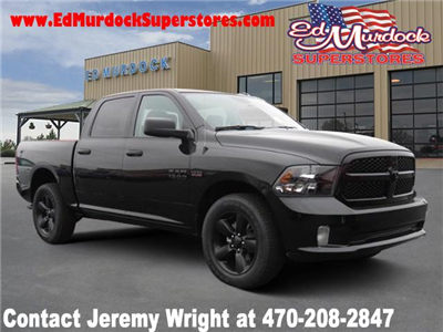 2018 Ram 1500 Crew Cab 4x4,  Pickup #T18129 - photo 1