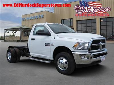 2018 Ram 3500 Regular Cab DRW 4x4,  Cab Chassis #T18137 - photo 1