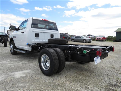 2018 Ram 3500 Regular Cab DRW 4x4,  Cab Chassis #T18137 - photo 2