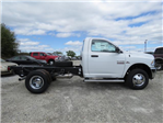 2018 Ram 3500 Regular Cab DRW 4x4,  Cab Chassis #T18137 - photo 3