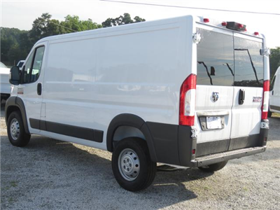 2018 ProMaster 1500 Standard Roof 4x2,  Empty Cargo Van #T18168 - photo 2