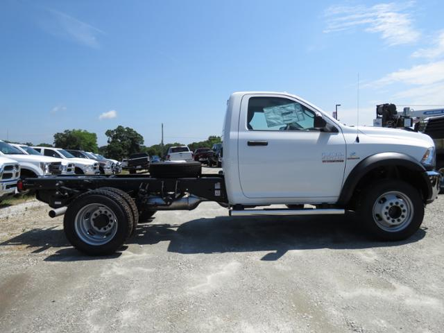 2018 Ram 4500 Regular Cab DRW 4x4,  Cab Chassis #T18169 - photo 3