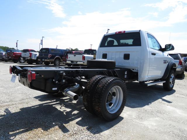 2018 Ram 4500 Regular Cab DRW 4x4,  Cab Chassis #T18169 - photo 2
