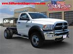 2018 Ram 4500 Regular Cab DRW 4x4,  Cab Chassis #T18169 - photo 1