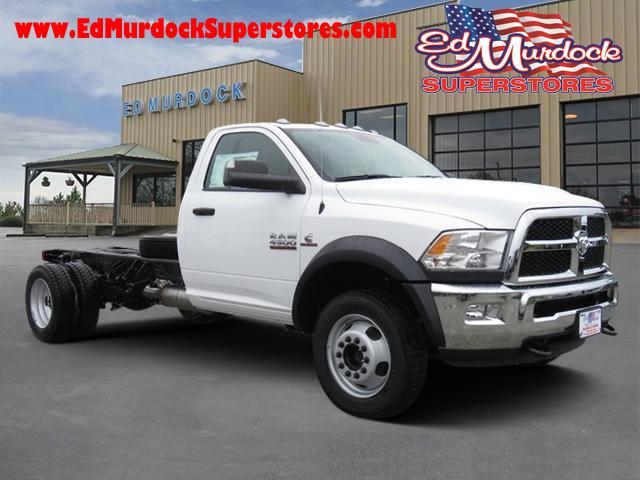 2018 Ram 4500 Regular Cab DRW 4x4,  Cab Chassis #T18204 - photo 1