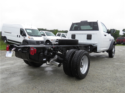 2018 Ram 4500 Regular Cab DRW 4x4,  Cab Chassis #T18204 - photo 4