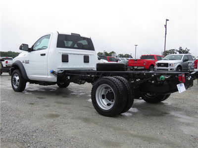 2018 Ram 4500 Regular Cab DRW 4x4,  Cab Chassis #T18204 - photo 2
