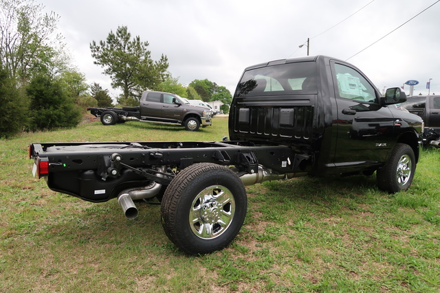2019 Ram 3500 Regular Cab 4x4, Cab Chassis #T19080 - photo 1