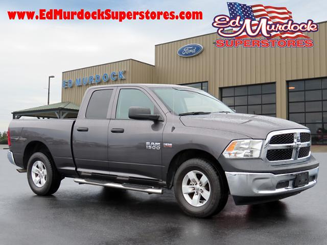 2018 Ram 1500 Quad Cab 4x2, Pickup #T21012A - photo 1