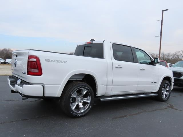 2021 Ram 1500 Crew Cab 4x4, Pickup #T21013 - photo 1