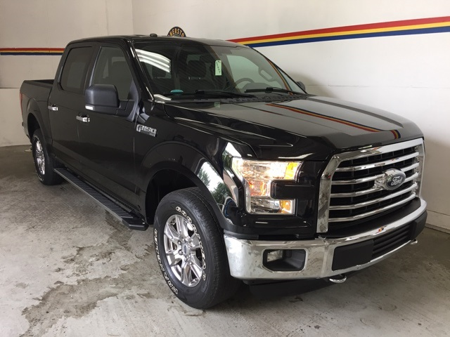 2016 F-150 SuperCrew Cab 4x4,  Pickup #B4664 - photo 18
