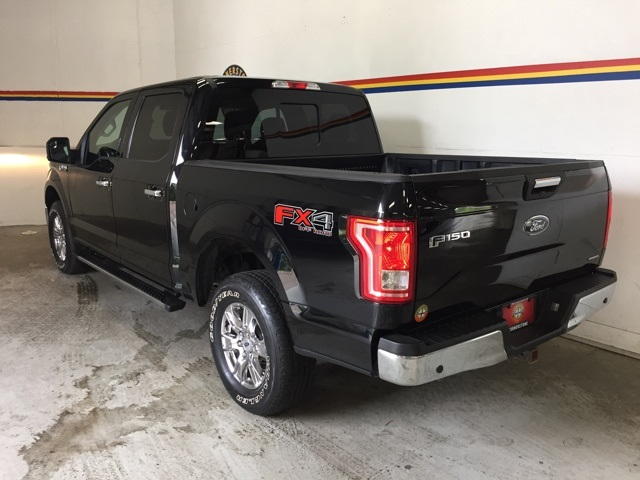 2016 F-150 SuperCrew Cab 4x4,  Pickup #B4664 - photo 2