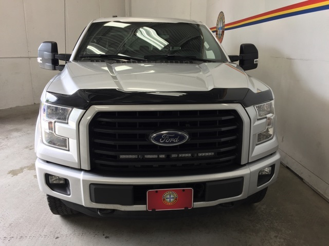 2016 F-150 SuperCrew Cab 4x4,  Pickup #B4712 - photo 17