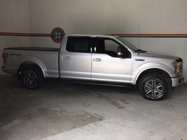 2016 F-150 SuperCrew Cab 4x4,  Pickup #B4712 - photo 19