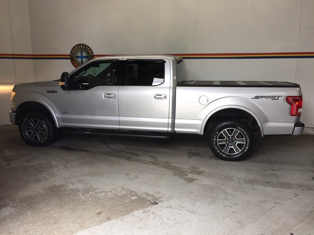 2016 F-150 SuperCrew Cab 4x4,  Pickup #B4712 - photo 20