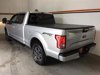 2016 F-150 SuperCrew Cab 4x4,  Pickup #B4712 - photo 2